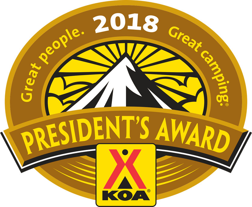 Presidents Award 2018