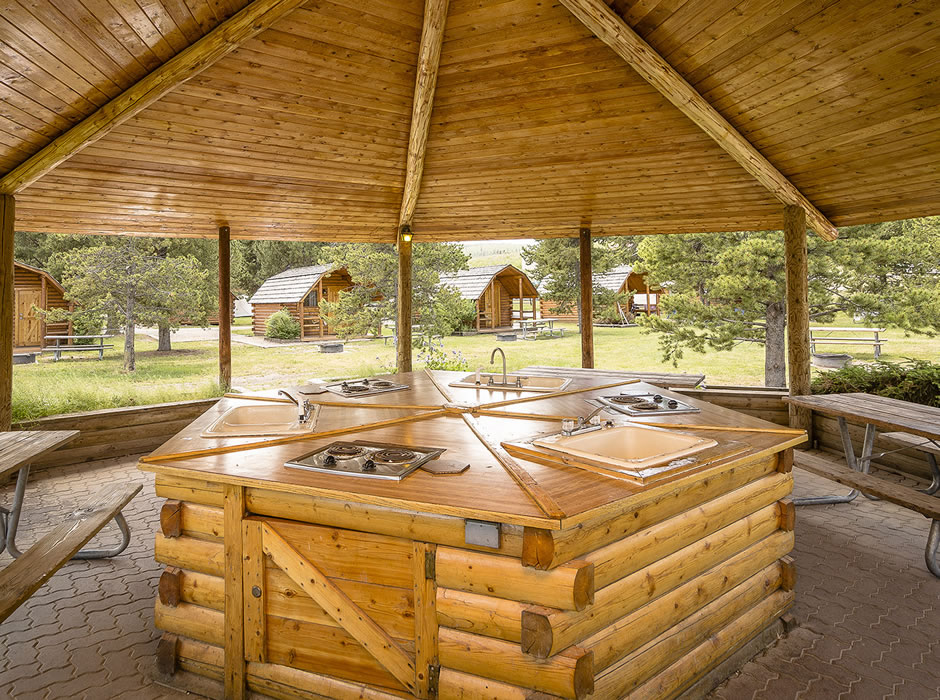 Facilities - Yellowstone Park KOA